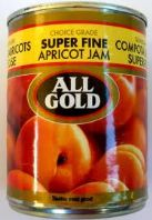 All Gold- Apricot Superfine Jam